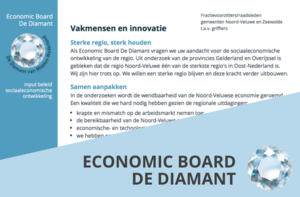 Economic Board De Diamant brief